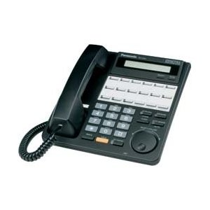 KX-T7431B-R Panasonic 12 Btn Small Display Telephone