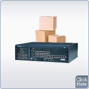 KX-NCP1000 Packages