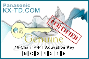 16 Ch IP-PT Activation Key