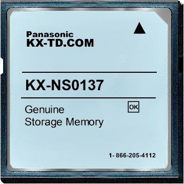 KX-NS0137 Storage Memory (Large)