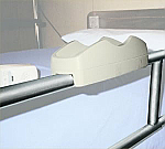 915044-BED-MT Bed Rail Mount ASH