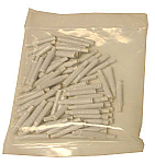 B Connectors (1000 Pcs) - White