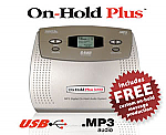Music On Hold w/ MP3 PBX