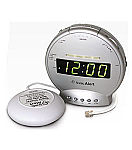 Alarm clock with phone Sig &Vib