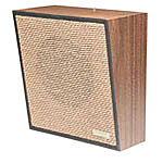 Talkback Wall Speaker - Brown
