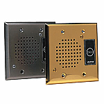 Talkback Doorplate Speaker - Brass