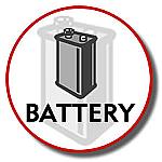 3.6V Battery for KX-TG2300's (hhr-p104)