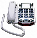 76565 Amplified Telephone 60dB WHITE