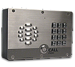 Outdoor SIP Intercom