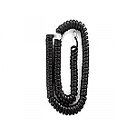 Telephone Handset Cord - 12' Black
