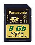 KX-NS7135 8GB SD Memory Card