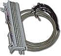EZCORDS KX-BO824 EZ-Wiring Harness for KX-TA824 Telephone System
