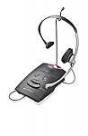 Plantronics PL-S11  Over-the-Head Headset w/ Amplifier