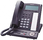 KX-NT136B-R IP Telephone with 6-Line Display - BLACK