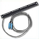 EZCORDS KX-PPAA EZ-Patch Panel for Panasonic KX-TDE100, KX-TDE200, KX-TDE600, KX-TDA100, KX-TDA200 & KX-TDA600 PBX Systems