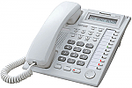 KX-T7730-R Panasonic 12 Btn Non-Backlit Display Telephone