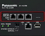 KX-NS7130 Expansion Master Card