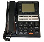 KX-T7235B-R 12-button LCD Speakerphone