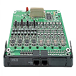 KX-NS5173 8-Port Single Line Analog Extension Card with Caller ID (FSK) and Message Waiting Lamp control