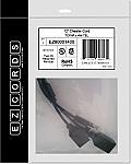 EZ80001400 TCP/IP x 4W-TEL Cheater Cord